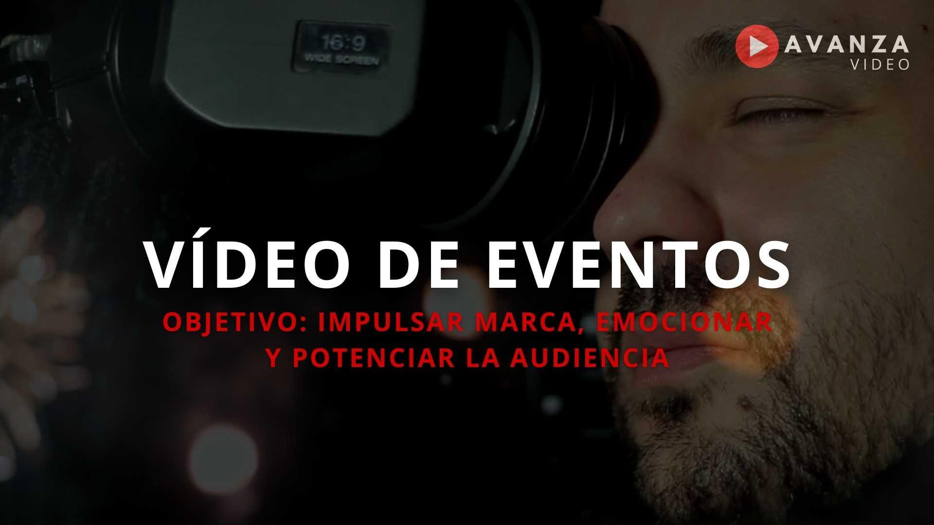 video de eventos