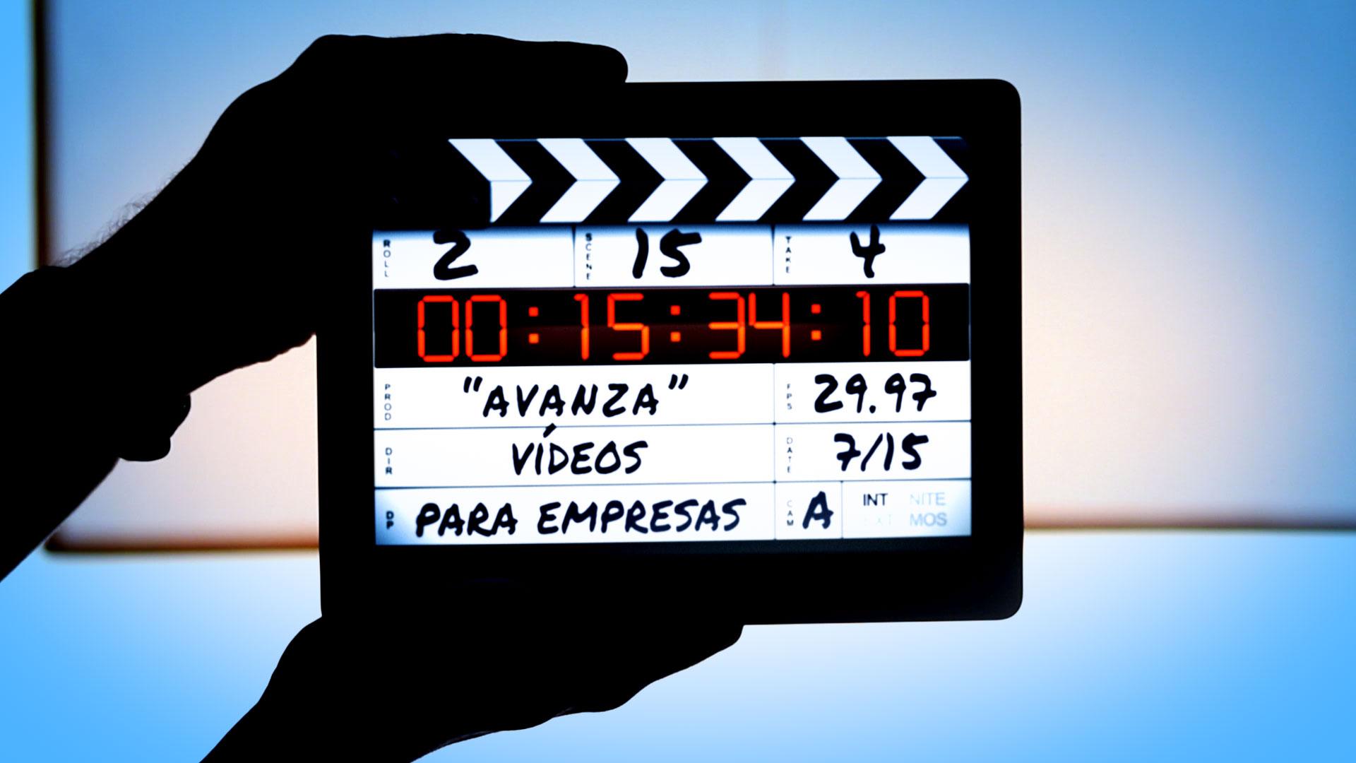 VIdeo corporativo. de empresa y eventos Madrid