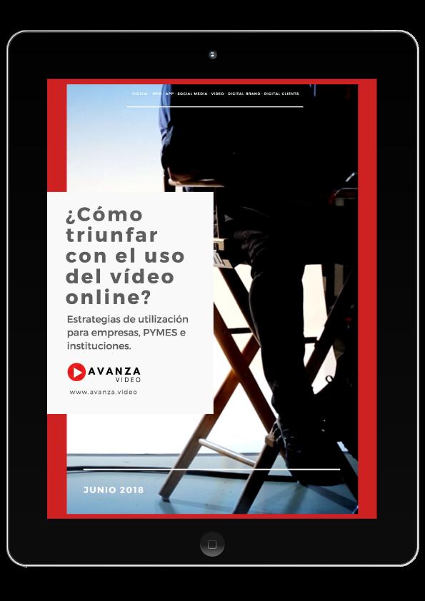 ¿cómo triunfar con el uso del video online?