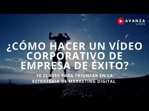 Vídeo corporativo de empresa: expresa y visibiliza el ADN de tu empresa.
