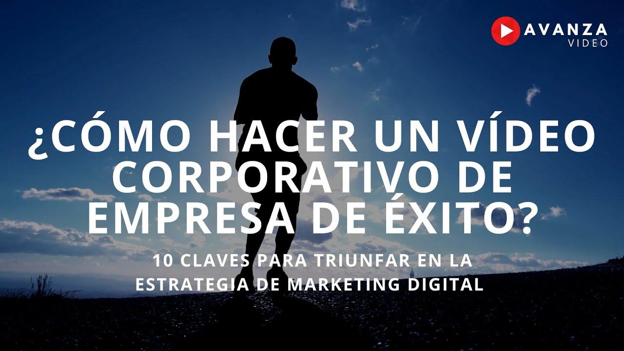 Video corporativo de empresa