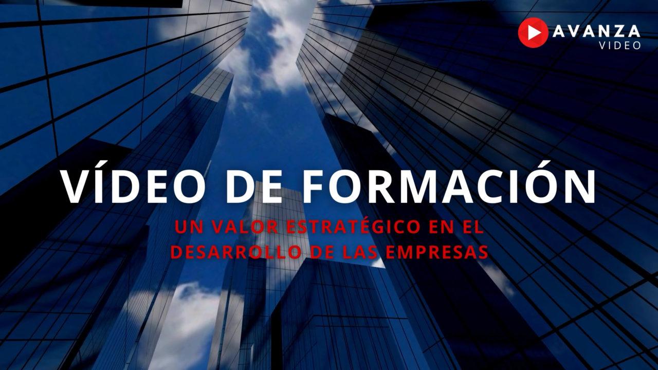 Grabación de vídeo de formación Madrid