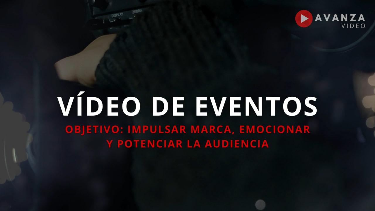 Grabación de eventos