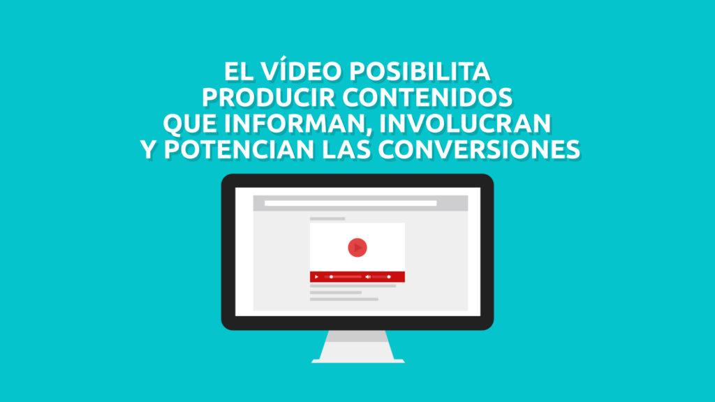 Video marketing contenidos